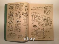 1930 Weaver Price List Of Service Parts Automotive Repair Garage Auto Equipment