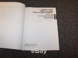 2004 2005 2006 Toyota Prius Shop Service Collision Damage Repair Manual 1.5L