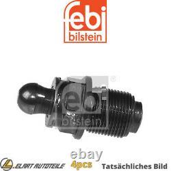 4x Ventilstößel Für Mercedes Benz S Class W116 M 117 983 M 116 985 Febi Bilstein