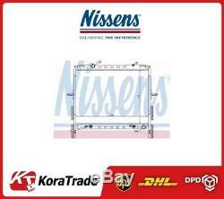 66657 Nissens Oe Quality Engine Water Radiator