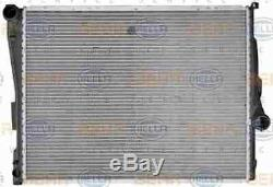 8mk 376 716-241 Hella Engine Cooling Radiator I New Oe Replacement