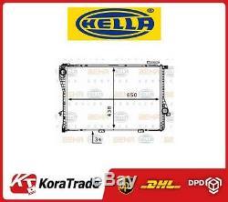 8mk376712481 Hella Oe Quality Engine Water Radiator