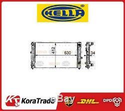 8mk376716621 Hella Oe Quality Engine Water Radiator