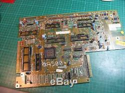 Amiga A500++ Rebuild / Repair Service for Corrosion Damaged Boards