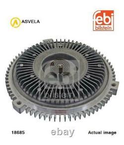 Clutch Cooling Radiator Cooling Fan Module Unit For Bmw 3 E46 M47 D20 M57 D30 7