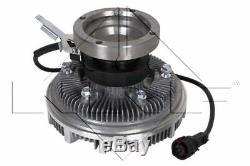 Clutch Radiator Fan For Volvo Fh 12 D12a340 D12c340 D12d340 D12c380 D12d380 Nrf