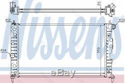 Coolant Radiator Saab9-5 52466790