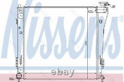 Coolant Radiator for Hyundaii40 R14192 25310-3Z050