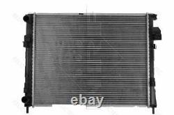 Coolant Radiator for Renault Opel Vauxhall NissanVIVARO, TRAFIC II 2, PRIMASTAR