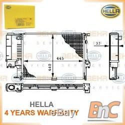 Engine Cooling Radiator Bmw Hella Oem 17101247145 8mk376711084 Heavy Duty