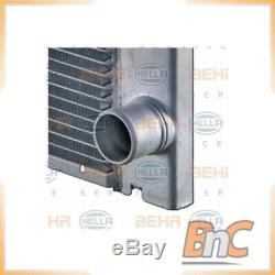 Engine Cooling Radiator Mini Hella Oem 2751275 8mk376754221 Genuine Heavy Duty