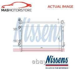 Engine Cooling Radiator Nissens 65012 I New Oe Replacement