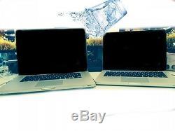 Expert Apple MacBook Pro Non-Retina Liquid Water Damage Laptop Repair Service