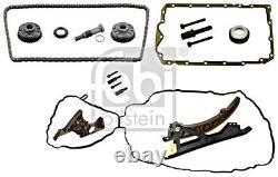 FEBI Steuerkettensatz Für BMW E60 E61 E81 E82 E87 E88 E90 E91 E92 11317534784S5