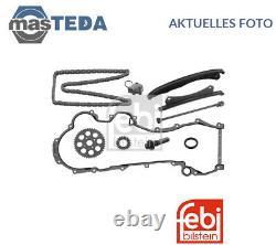 Febi Bilstein Motor Steuerkette Satz Voll 49722 P Für Opel Corsa D, Combo 1.3l