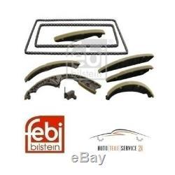 Febi Bilstein original Steuerkettensatz Simplex Audi A4 8K2 B8 3.0 TDI A6 Q5 Q7