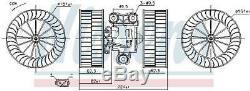 Front Interior Heater Blower Fan Motor MBW639, VITO, Vito 212100034 0008358304