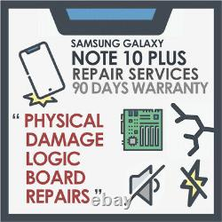 Galaxy Note 10 Plus Motherboard Logic board & Physical Damage Repair Service