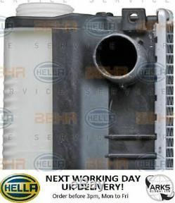HELLA Radiator engine cooling 8MK376713-121 (Next Working Day to UK)