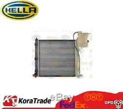 Hella 8mk376721-381 Oe Quality Water Radiator