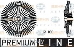 Hella Radiator Cooling Fan Clutch 8mv 376 732-251 I New Oe Replacement