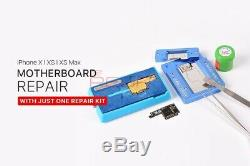 IPHONE X/XR/XS/XSMAX/Board Repair Service (No Power/Back Camera/Water Damage)