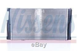 NISSENS Coolant Radiator 60836