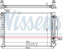 NISSENS Engine Coolant Radiator 60423A