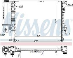 NISSENS Engine Coolant Radiator 60607A (SPEC ORDER non-UK stock)