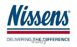NISSENS Engine Coolant Radiator 62547A (NEXT WORKING DAY DELIVERY TO UK)