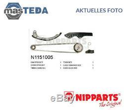 Nipparts Motor Steuerkette Satz Voll N1151005 L Neu Oe Qualität