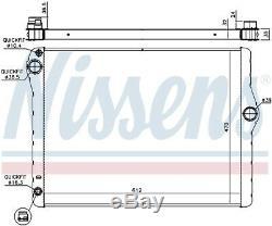 Nissens 60776 Engine Coolant Radiator Next working day to UK