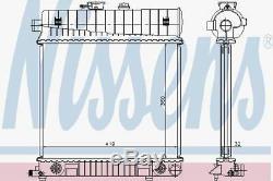 Nissens 62708A Radiator fit MERCEDES W202