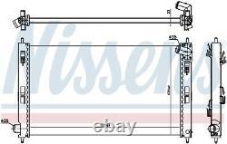 Nissens 628952 Engine Coolant Radiator Next working day to UK