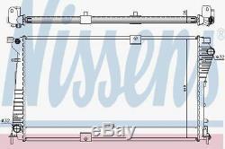 Nissens 630709 Radiator fit OPEL VIVARO 2.5 CDTI 06