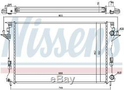 Nissens 63771 Engine Coolant Radiator Next working day to UK