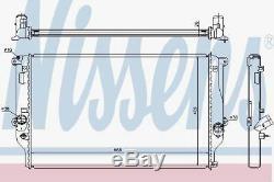 Nissens 64677A Radiator fit TOYOTA RAV-4 2.2 D 06