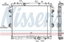Nissens 646807 Engine Coolant Radiator Next working day to UK