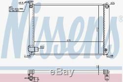 Nissens 646829 Radiator fit LEXUS RX400h 3.3 AUT 05