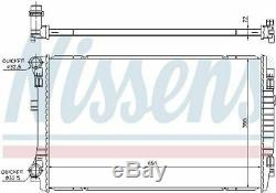 Nissens 65303 Radiator Engine Cooling Man