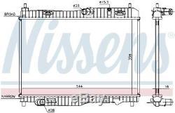 Nissens 66858 Engine Coolant Radiator Next working day to UK