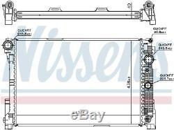 Nissens 67162 Engine Coolant Radiator Next working day to UK