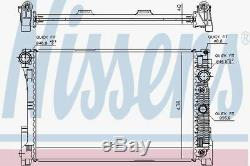 Nissens 67162 Radiator Engine Cooling