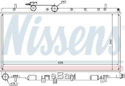 Nissens 67708 Engine Coolant Radiator Next working day to UK
