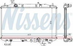 Nissens 68135a Radiator Engine Cooling