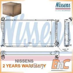 # Nissens Heavy Duty Engine Cooling Radiator For Bmw 5 E39 5 Touring E39 7 E38