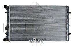 Nrf Engine Cooling Radiator 509529 P New Oe Replacement