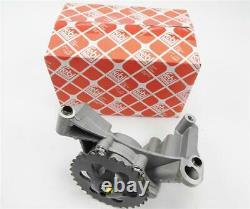 Ölpumpe FEBI mit Kette + Spanner Audi VW Skoda SEAT 1,8T 20V 33753