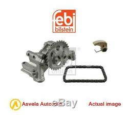 Ölpumpe Für Audi Vw Skoda Seat A6 4b2 C5 Ajm A6 Stufenheck 4b2 C5 Febi Bilstein