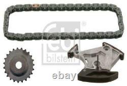 Original FEBI BILSTEIN Kettensatz Ölpumpenantrieb 40265 für Audi Seat Skoda VW